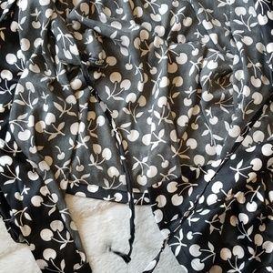 Victoria's Secret Intimates & Sleepwear - Victoria's Secret sexy cherry satin robe